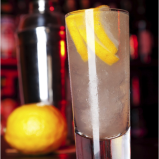 Sammy's Lemon Shot
