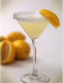Sammy's Lemon Drop Martini